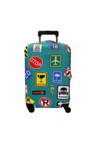 Slazenger SZ7051 Luggage Cover - Medium - LC346