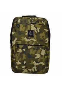 Yupama Camo Squad Series Backpack (Army Green)