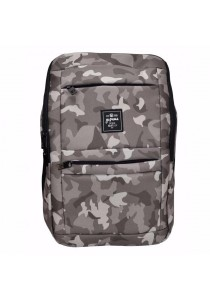 Yupama Camo Squad Series Backpack (Asphalt Grey)