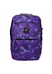 Yupama Camo Squad Series Backpack (Purple Rain)