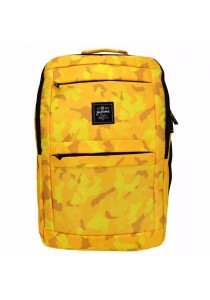 Yupama Camo Squad Series Backpack (Honey Lemon)