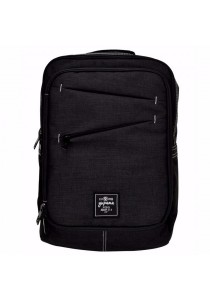 Yupama Structured Sidekick Series Backpack (Black Matter)