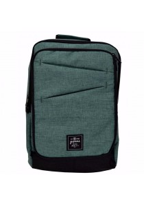 Yupama Structured Sidekick Series Backpack (Green with Envy)