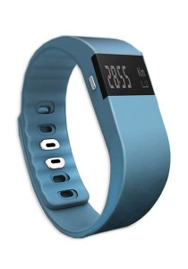 TW64 Bluetooth 4.0 Smart Band Bracelet Watch with Sedentary Reminder