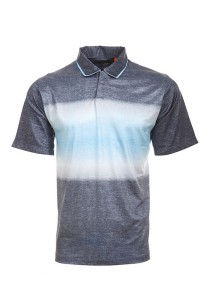Dye Sublimation Polo T Shirt TW 09 (Blue Misty)