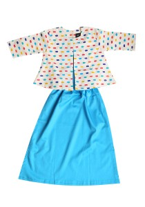 Textilisbaby Armani 2.0 Sky Blue (1-2yr)