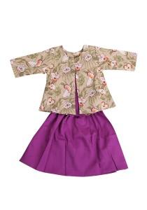 Textilisbaby Armani 2.0 Purple 3-6m