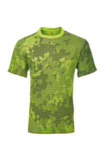 Dye Sublimation Jersey UA 01 (Neon Green)