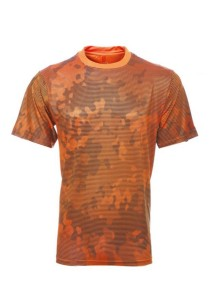 Dye Sublimation Jersey UA 03 (Orange)