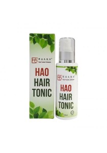 HAO Hair Tonic (Halal) Improved Hair Regrowth Formula (100 ml)