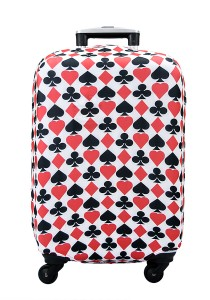 Universal Traveller Stretchable Elastic Travel Luggage Suitcase Protective Cover - ULC5940