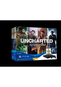 PS4 Slim Uncharted Adventure Pack