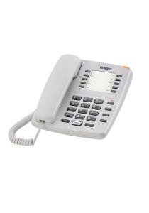 Uniden Basic Single Line Corded Phone AS7201 - White