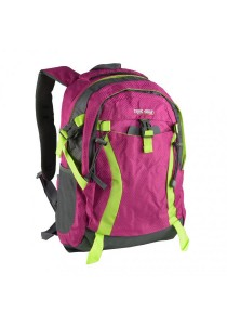 Trek Gear Outdoor Backpack with Laptop Compartment - TBP622 Rose