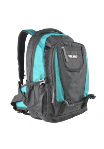 Trek Gear Outdoor Backpack with Laptop Compartment - TBP624 Turquoise