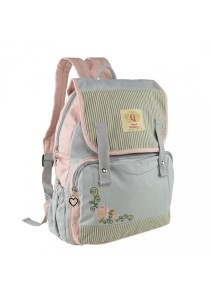 Royal McQueen Korean Stylish Casual Backpack QBP650 PP