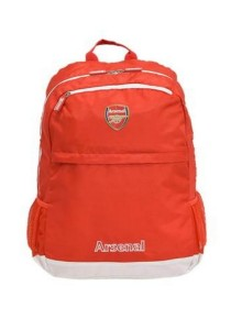 Arsenal Red 15-inch Laptop Backpack - ARS 012
