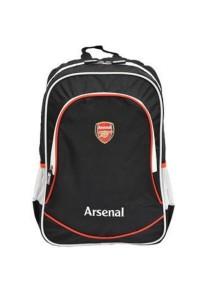 Arsenal Black Team 15-inch Laptop Backpack - ARS 014