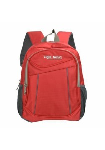 Trek Gear Casual Backpack - TBP602 Red