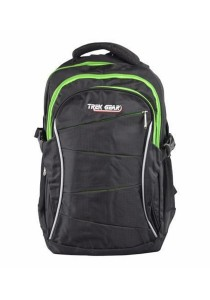 Trek Gear Outdoor Backpack with Laptop Compartment - TBP606 Black