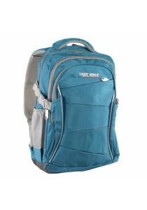 Trek Gear Outdoor Backpack with Laptop Compartment - TBP606 Blue