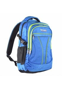 Trek Gear Outdoor Backpack with Laptop Compartment - TBP610 Blue