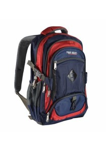 Trek Gear Outdoor Backpack with Laptop Compartment - TBP611 Navy