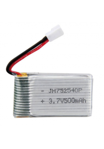 Upgraded Syma 3.7V 500mAh Lipo Battery For x5c x5c-1 x5sc x5sw