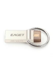 [OEM] EAGET V90 USB 3.0 Flash Drives (Silver)