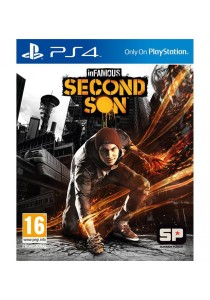 [PS4] Infamous: Second Son [R3] [Chi / Eng]