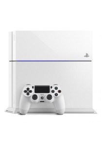 Sony PS4 - Glacier White Edition
