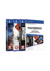 [PS4] Masterpiece Triple Pack [R3]