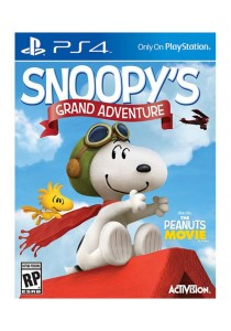 [PS4] Snoopy's Grand Adventure