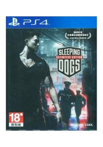 [PS4] Sleeping Dogs: Definitive Edition [Chinese] [R3]
