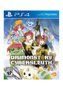 [PS4] Digimon story: Cybersleuth [English] [R3]