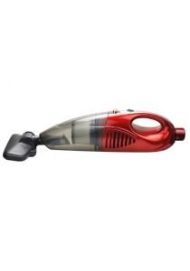 Jinke JK-2 2-in-1 Push-Rod Type 800W Portable Handheld Vacuum Household Cleaner Red