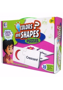 Fun To Know Puzzles Games Colors & Shapes - 2053A
