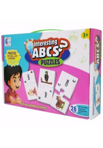 Fun To Know Puzzles Games ( Interesting ABCs ) - 2066A