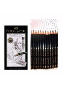 Faber-Castell 117165 Art9000 Pencil Set