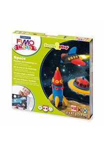 Staedtler 803409 FIMO Kids Form & Play 42g 4s - Space