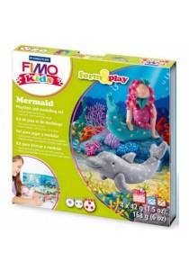Staedtler 803412 FIMO Kids Form & Play 42g 4s - Mermaid