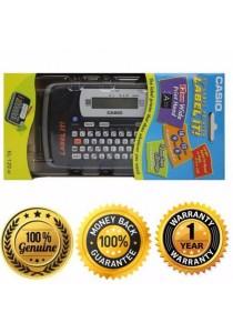 Casio EZ-Label Printer Label It (Handle 6-18mm width Label Tapes)-KL-120-W
