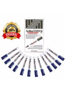 Artline 550A Whiteboard Marker 1.2mm Blue (Box of 12pcs) -810237