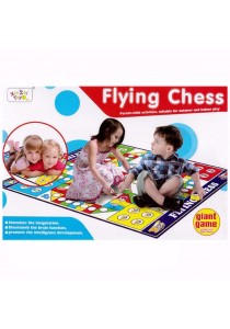 Giant Floor Mat Board Game Flying Chess - 55199