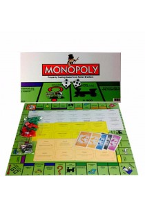 Monopoly Property Trading Game from Paker Brothers - 2055Y