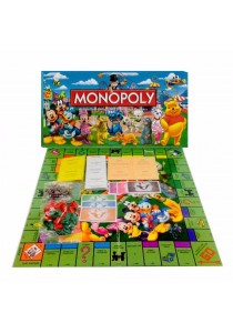 Monopoly Disney-No.2023Y