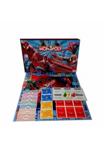 Monopoly The Amazing Spider-Man 2 -No.2025Y