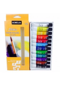 Bomeijia Water Color 12ml x 12col-BM1212W