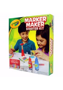 Crayola Marker Maker Starter Kit (74-6080)