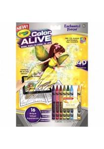 Crayola Color Alive - Enchanted Forest (Crayon)
